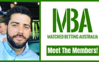 Matched betting australia